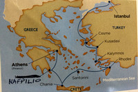 Athens to Istanbul May 2015